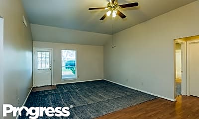 Bedroom, 4722 Black Stone St, 1