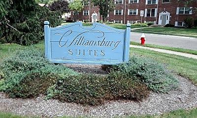 Williamsburg Suites & Garden Apartments, 1