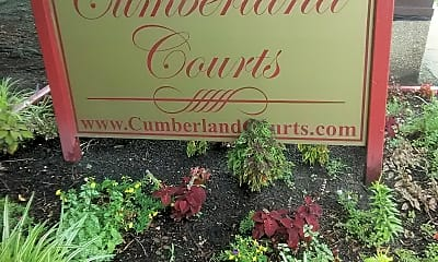 Cumberland Courts, 1