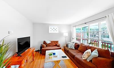 Living Room, 128 Nonantum St, 0