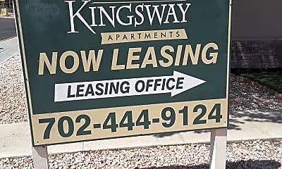Kingsway Apartments, 1