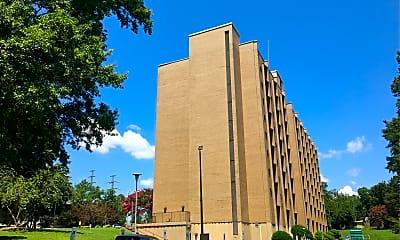 Hall Towers, 0