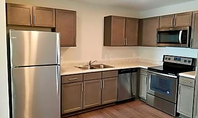 Kitchen, Miramonte Apartments and Homes, 1