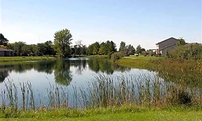 Lake, Bay Valley Harbor Apartments, 1