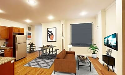 Living Room, 561 W 163rd St, 0