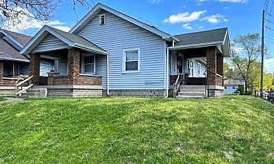 Building, 1303 N Rural St, 0