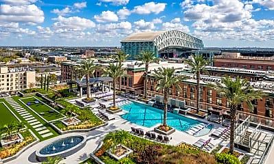 Pool, Catalyst Houston, 0