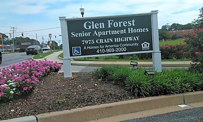 Glen Forest-A Senior Community, 1