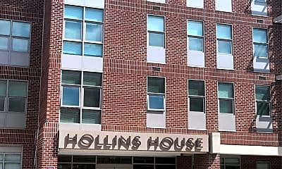 Hollins Station Townhouses, 1