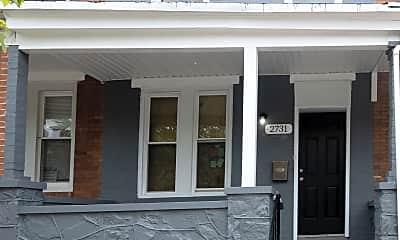 Building, 2731 Ashland Ave, 1