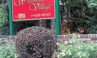 Willowwood Village Apartments, 1