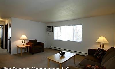 Living Room, 3424-3435 Hemlock Pl. NE, 1