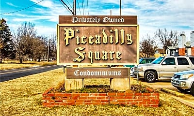 Community Signage, 2604 N Ann Arbor Ave, 1
