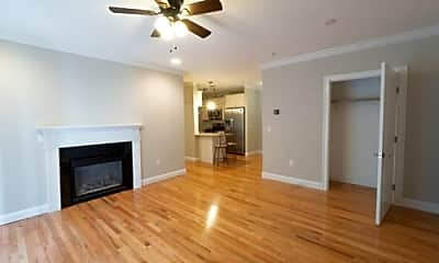 Living Room, 1100 VFW Parkway, 1