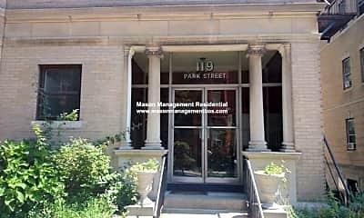 Building, 119 Park St, 2