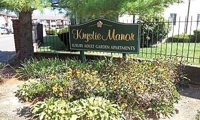 Krystie Manor, 1