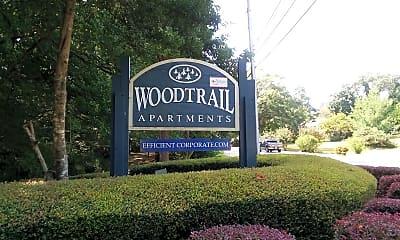 Woodtrail Apartments, 1
