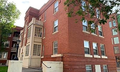 Building, 120 S Black Ave, 1