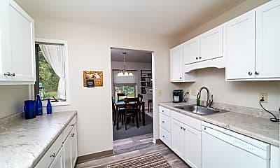 Kitchen, Spring Valley Apartments, 1