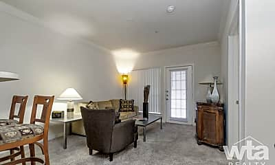 Living Room, 2800 La Frontera Blvd, 1