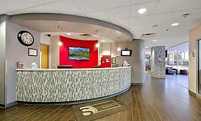 Foyer, Entryway, Dwell Statesider - Per Bed Lease, 0