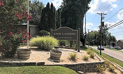 Knox Landing, 1