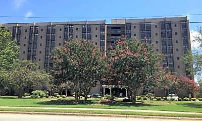 Hall Towers, 2