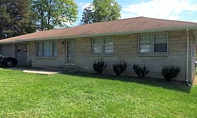 Building, 1307 W Rex St, 1