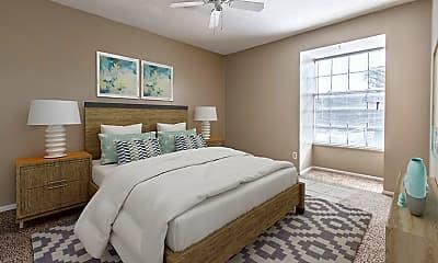 Bedroom, Waldo Plaza, 1