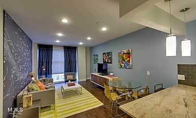 Living Room, 456 Grand St 5-A, 0
