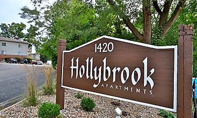 Community Signage, Hollybrook Apartments, 2