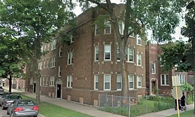 Building, 841 E 80th St, 0