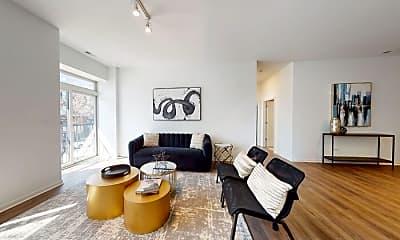Living Room, 2250 S Wabash Ave, 0