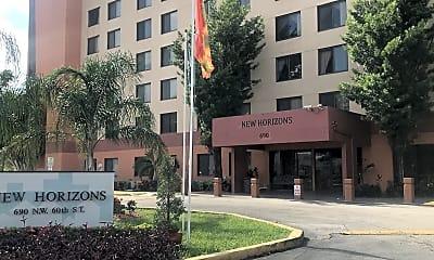 New Horizons Apartments, 1