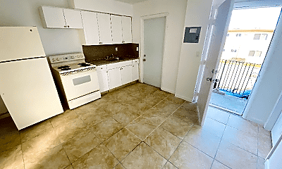 Kitchen, 5602 NW 7th Ct, 1