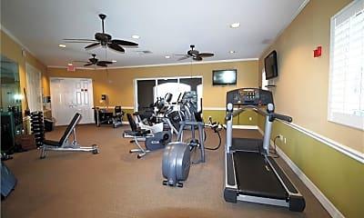 Fitness Weight Room, 7302 Acorn Way, 2