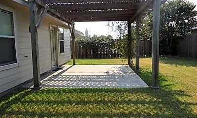Patio / Deck, 2606 Slider Court, 2