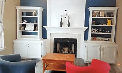 Living Room, 9301 Blueberry Dr, 2