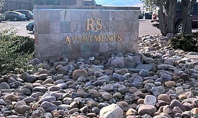 Rock Springs Apartments, 1