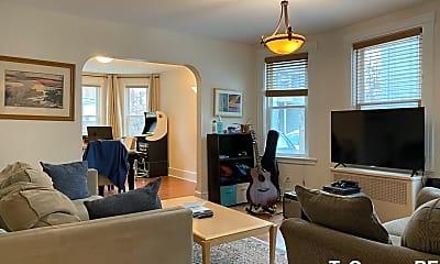 Living Room, 25 Cedar St, 0