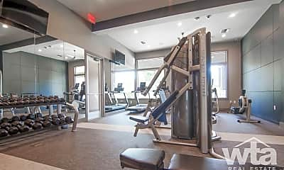 Fitness Weight Room, 8515 S Ih 35, 2