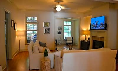 Living Room, 12010 Orchid Ln, 1
