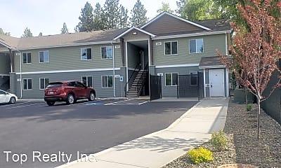 Building, 9812 E 4th Ave, 1