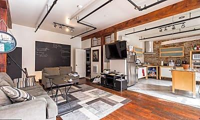 Living Room, 1719 N 5th St 2, 0