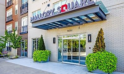 Community Signage, Mallory Square Apartments, 2