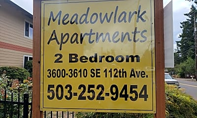 Meadowlark Apartments, 1