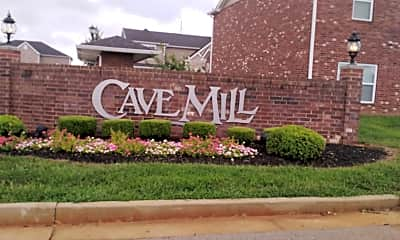 Cave Mill Apartments, 1