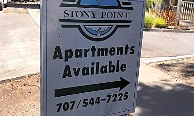 Stony Point, 1