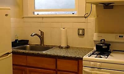 Kitchen, 605 1/2 Jackson St, 1