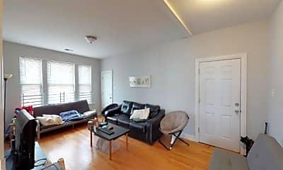 Living Room, 2751 N Whipple St, 1